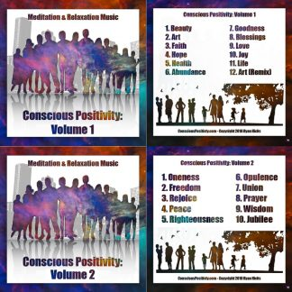 Conscious Positivity Volume 1 And 2